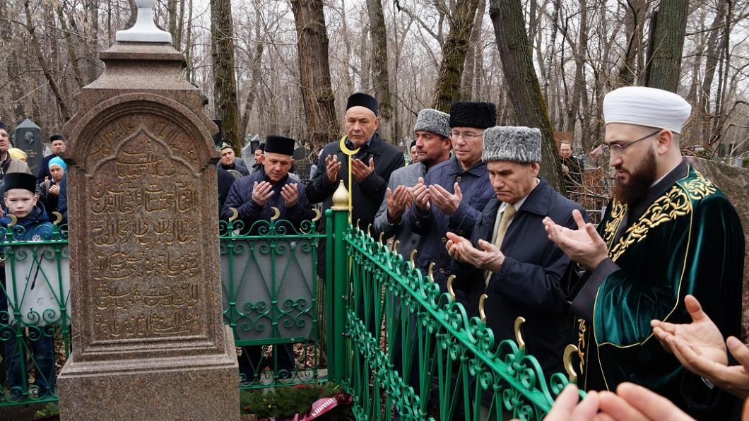 Исламские похороны