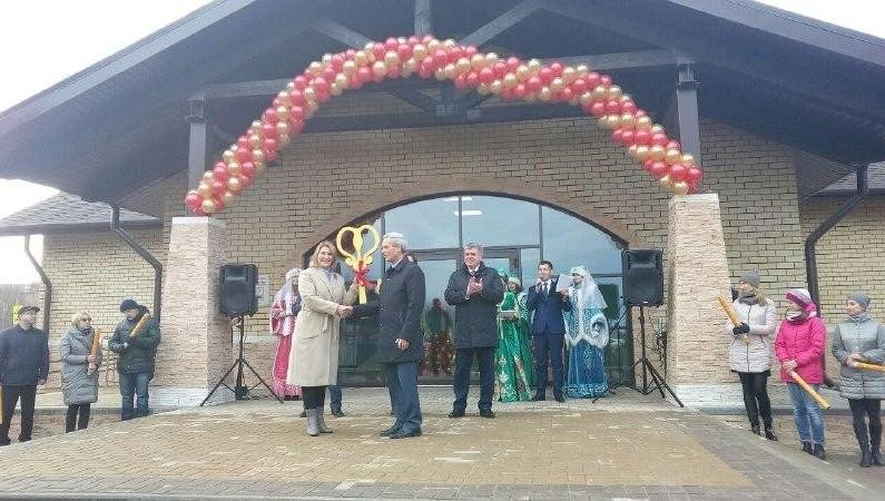 ВНабережных Челнах открылся новый многофункциональный досуговый центр