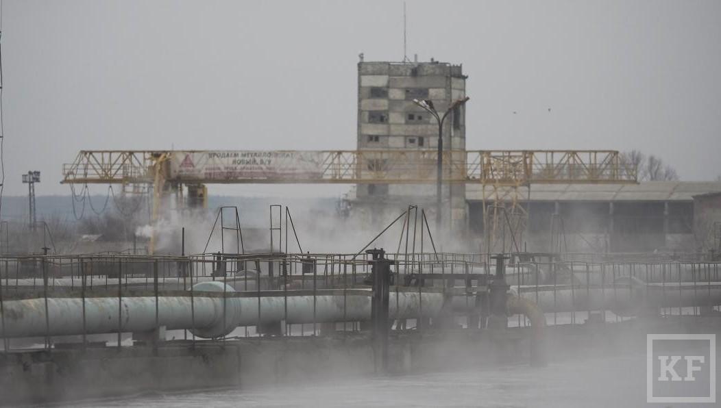 ВКазани очистные здания накроют защитными «колпаками» за573 млн руб.