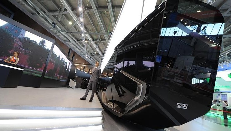 Хайп отменяется: трамвай R1, который УВЗ обещал Екатеринбургу, списали в архив