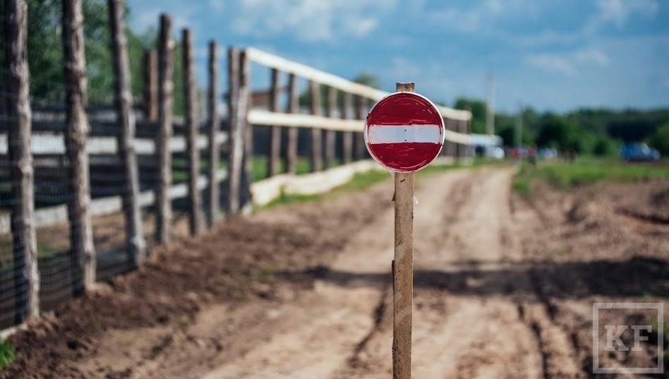 ВТатарстане до5декабря перекроют дорогу Казань-Ульяновск-Камское Устье