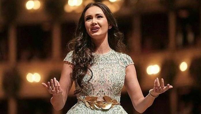 Аида Гарифуллина номинирована на«Грэмми»