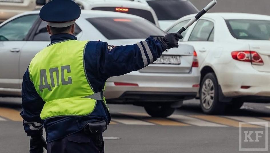 ВНабережных Челнах иностранная машина сбила девушку
