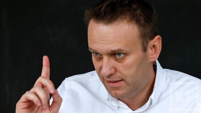 Навальный подал всуд иск к Владимиру Путину
