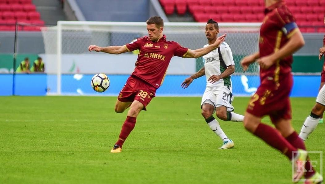 «Зенит» несмог выиграть впятом матче РФПЛ подряд