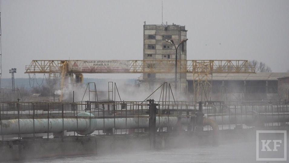 На «колпаки» для казанских очистных сооружений истратят неменее 500 млн руб.