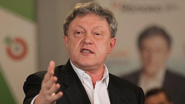 Явлинский идёт напрезидентские выборы. Для изменения политики государства