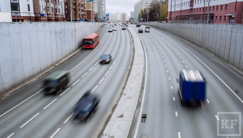 Минтранс порекомендовал поменять в РФ цвет дорожной разметки