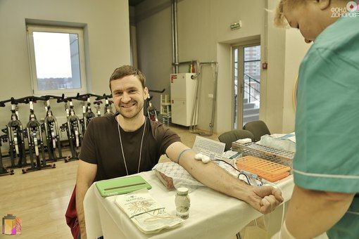 В Казани пройдет акция «Фитнес-донор»