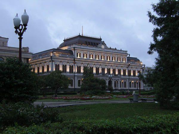 На очередной сессии Казгордума рассмотрит вопросы развития туризма и предпринимательства