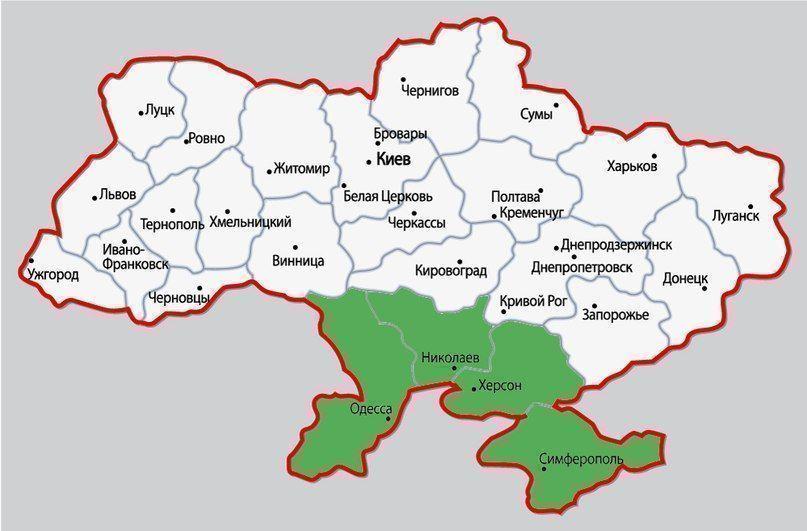 Киевский Майдан спровоцировал дезинтеграцию Украины