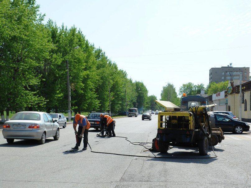 Татарстан выделил Нижнекамску 200 млн рублей на ремонт дорог