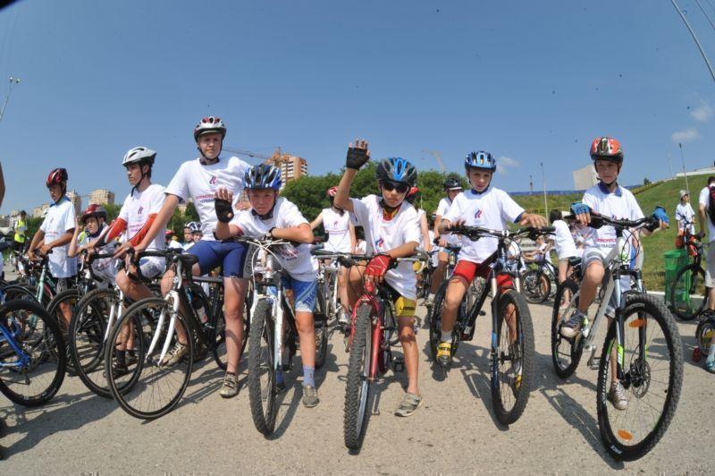 В Нижнекамске пройдет велопробег