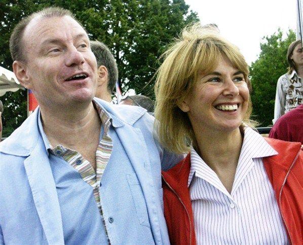 Российский миллиардер Владимир Потанин подаёт на развод