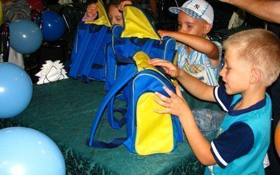 Акция «Помоги собраться в школу» в Набережных Челнах начнется уже в мае