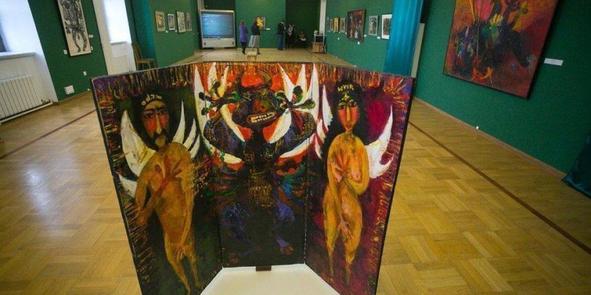 В Казани открылась выставка Расима Бабаева «В поисках истины»