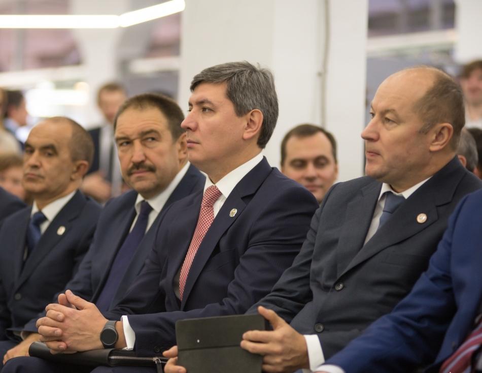 """Асгат Сафаров: «Программа """"Cтратегическое управление талантами"""" является важным фактором в подготовке кадров для Татарстана»"""