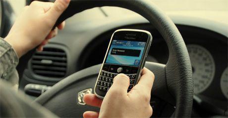 Автовладельцев могут уведомлять о нарушении ПДД с помощью SMS