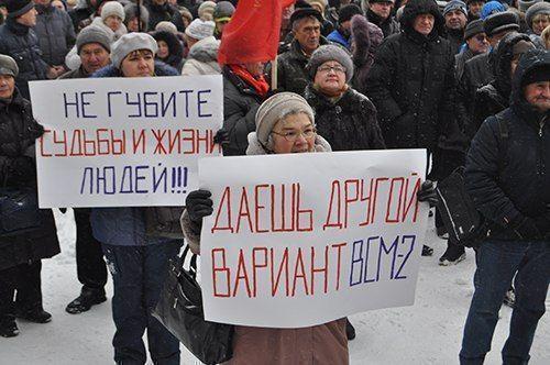 Октябрьская твиттер-революция в Зеленодольском районе