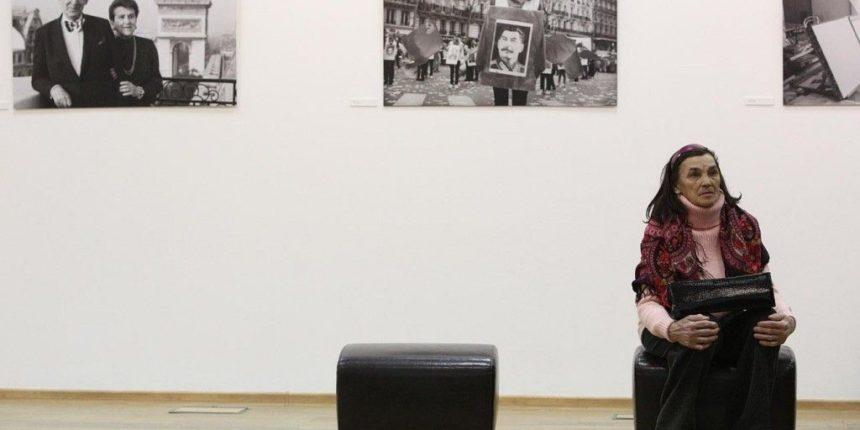 В Казани можно увидеть молодых Лагерфельда и Ив Сен-Лорана