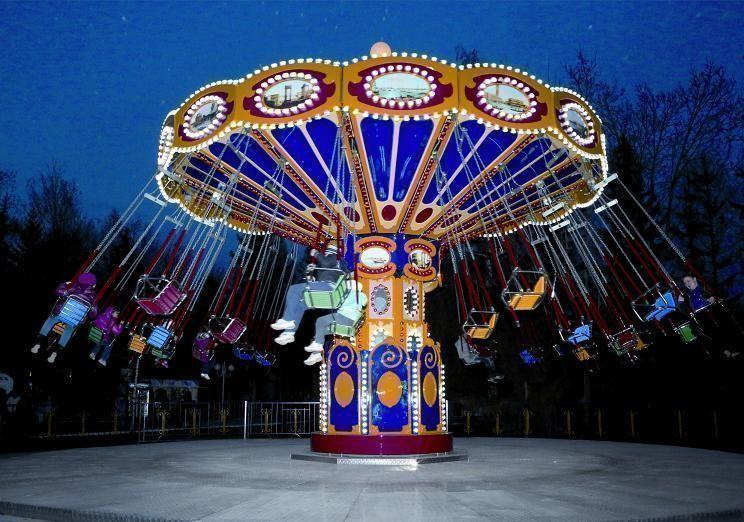 Парк аттракционов Альметьевска стал победителем международного конкурса
