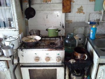 Пенсионерка в Нижнекамске получила ожоги во время тушения огня