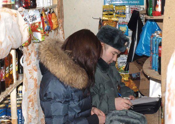 В одном из магазинов Чистополя зафиксирована нелегальная продажа алкоголя