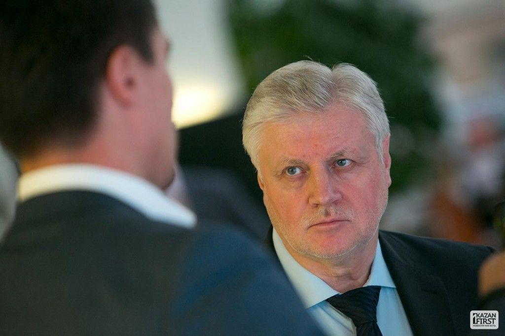Сергей Миронов: «Досрочные выборы в Госдуму пройдут в 2015 году»
