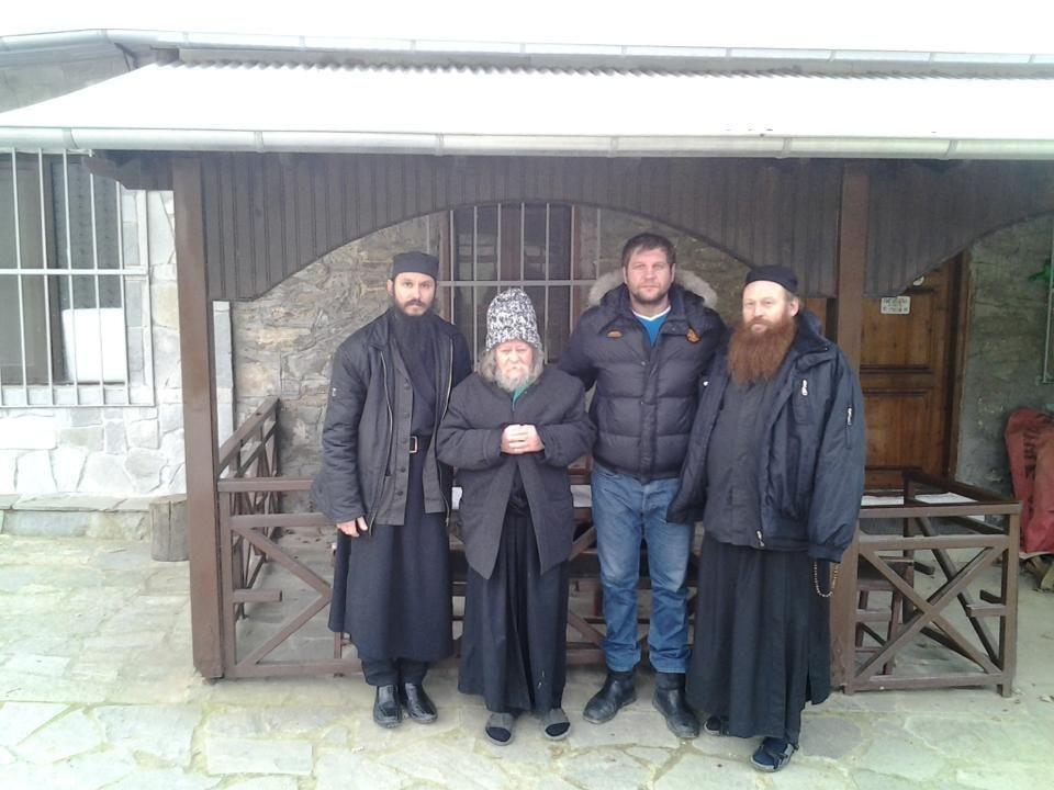 Александр Емельяненко рассказал о будущей жене и планах вновь отправиться в монастырь