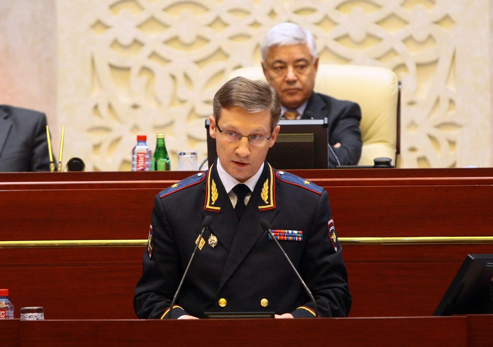Возврата в девяностые небудет, ОПГ под контролем— руководитель МВД Татарстана
