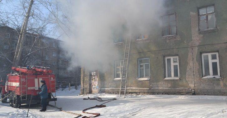 Причиной задымления в доме на Курчатова в Казани стала старая электропроводка