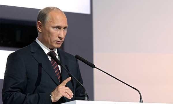 Владимир Путин подписал новый закон о налогах