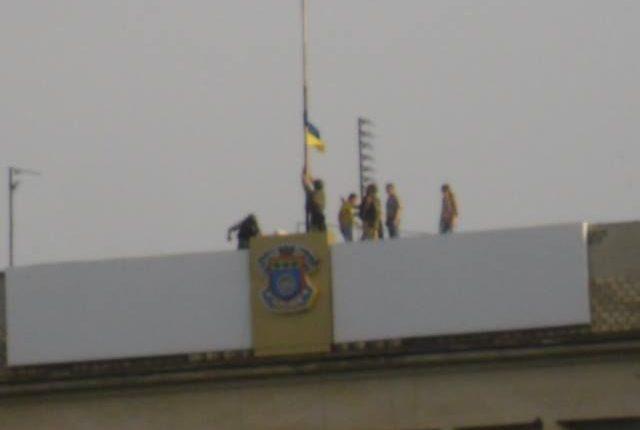 СМИ: украинские силовики вошли в Краматорск