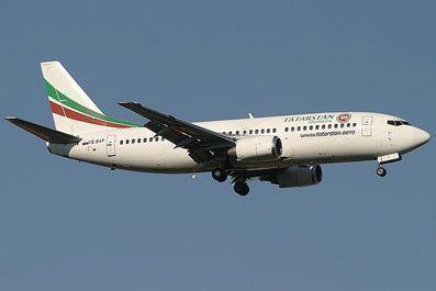 Росавиация продолжает проверку авиакомпании «Татарстан»