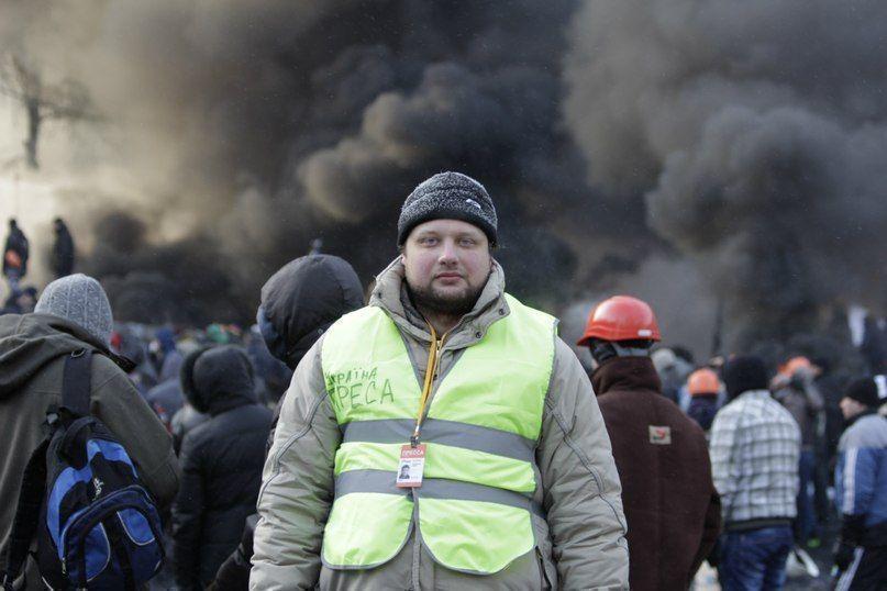 Журналиста KazanFirst избили на Украине
