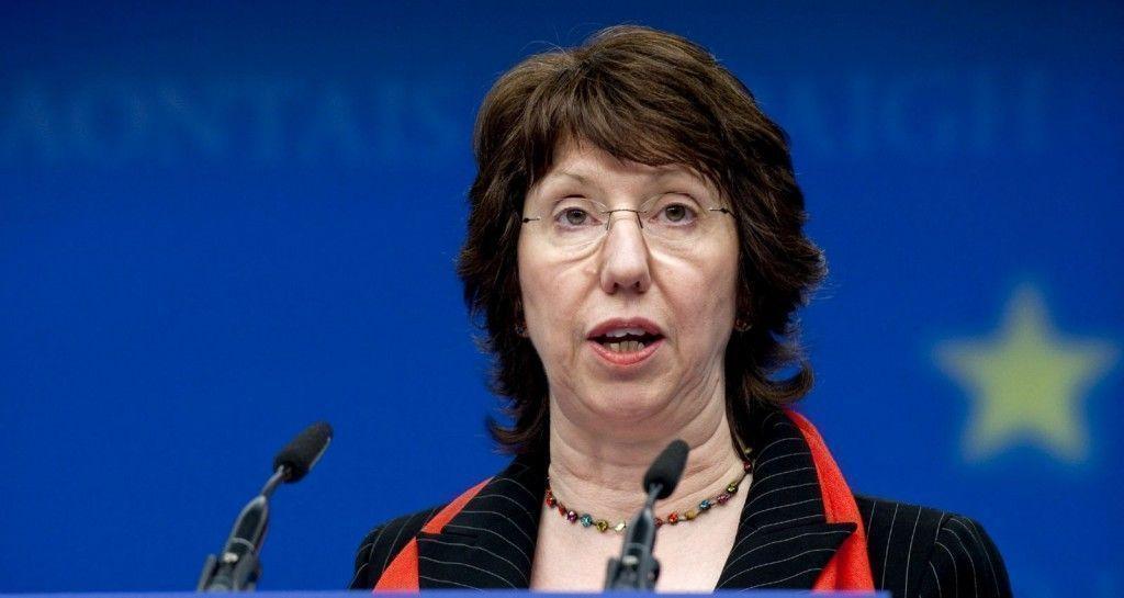 Кэтрин Эштон заявила о готовности ввести новые санкции против России