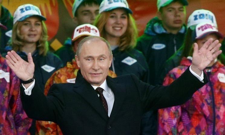 По социологическим исследованиям, в мире Путиным восхищаются больше, чем Папой Римским