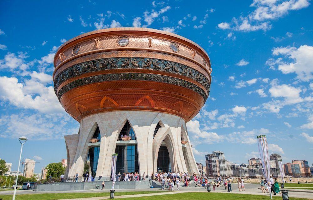 Управление ЗАГС: Казань движется к новому демографическому рекорду