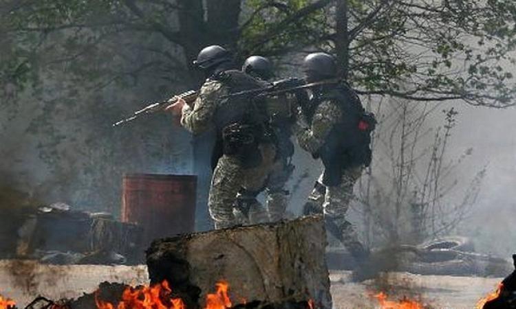 Число погибших в Мариуполе после силовой операции Киева  достигло 9 человек