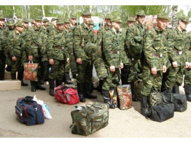 Этой осенью в армию отправятся служить более 4 тысяч татарстанцев