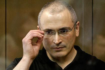 Ходорковский услышал о своем помиловании из телевизора