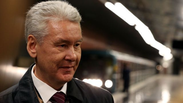 Собянин проехался на метро в рамках акции «Международная неделя без автомобиля» [видео]