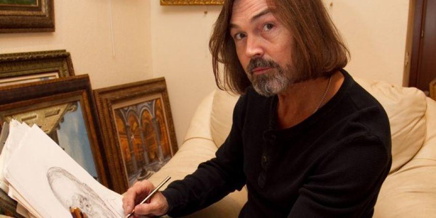 В Челнах пройдет персональная выставка Никаса Сафронова