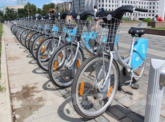 В Казани открылся сезон велопроката