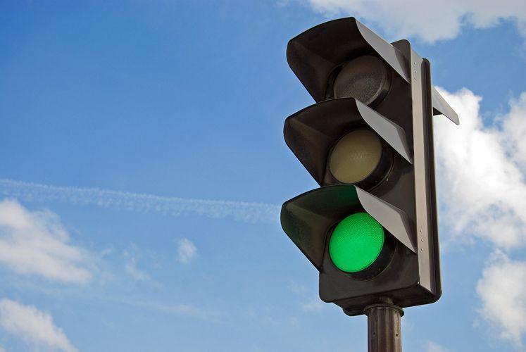 «Говорящий» светофор установлен в Казани