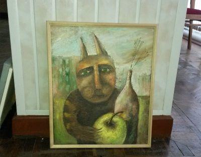 В Челнах открылась художественная выставка работ из частной коллекции Валерия Ковшарева