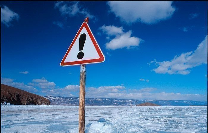 МЧС: Толщина льда на Каме ниже нормы