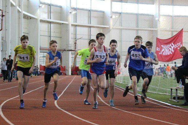Спортсмены из Набережных Челнов победили на Всероссийских соревнованиях «Шиповка Юных»