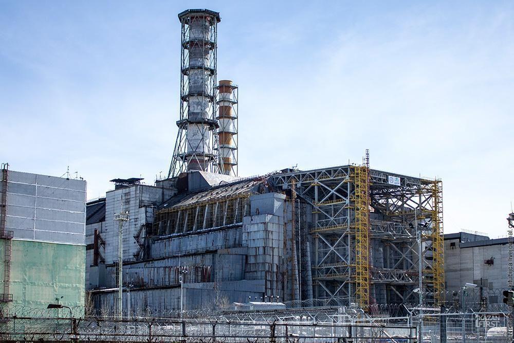 ИзЧернобыльской АЭС пытались вынести радиоактивный свинец— на реализацию