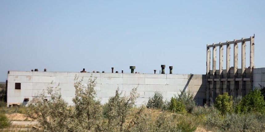 Керчь. Недостроенная АЭС или место, где зародился «Казантип»